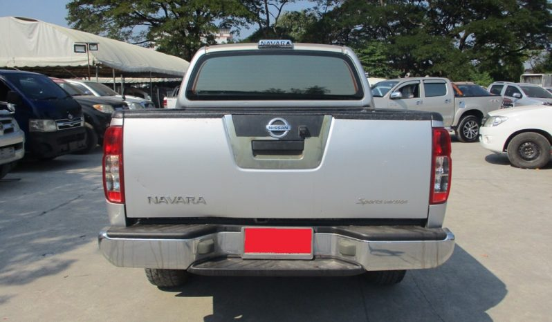2013 – NISSAN 4WD 2.5 AT DOUBLE CAB SILVER – 3786 full