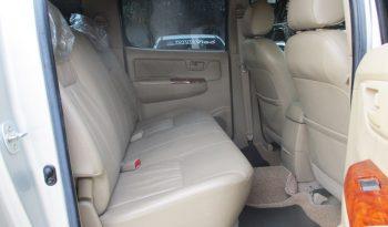 2010 – VIGO 4WD 3.0G AT DOUBLE CAB SILVER – 9199 full
