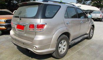 2005 – TOYOTA 4WD 3.0V AT FORTUNER GOLD – 4001 full