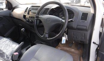 2013 – VIGO 2WD 2.5J MT STANDARD WHITE – 6880 full