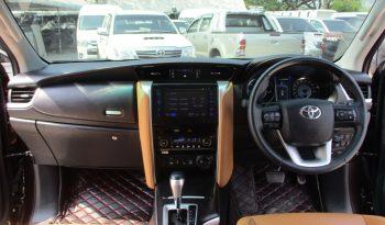 2016 – TOYOTA 4WD 2.8V AT FORTUNER BROWN – 6147 full