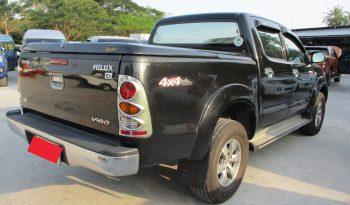 2005 – VIGO 4WD 3.0G MT DOUBLE CAB BLACK – 5380 full