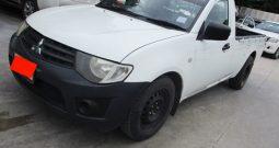 2013 – MITSUBISHI 2WD 2.5 MT STANDARD WHIITE – 8163