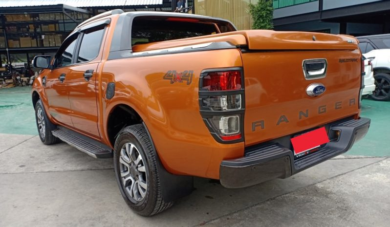 2017 – FORD 4WD 3.2 AT DOUBLE CAB ORANGE – 7434 full