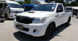 2013 – VIGO 2WD 2.5J MT STANDARD WHITE – 7983