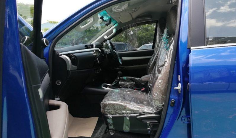 2015 – REVO 4WD 2.8G MT DOUBLE CAB BLUE – 8196 full