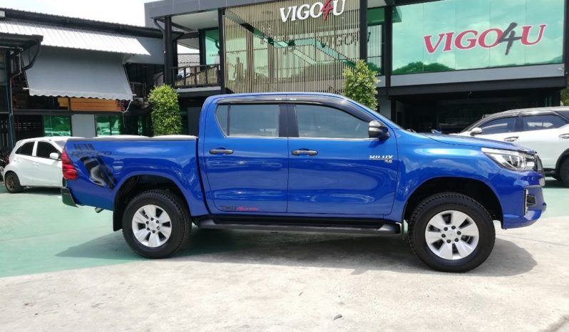 2015 – REVO 4WD 2.8G MT DOUBLE CAB BLUE – 8196 full