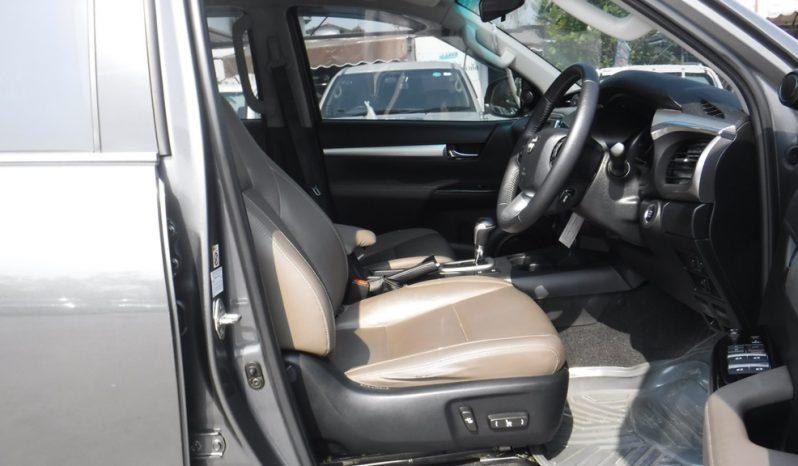 2015 – REVO 4WD 2.8G AT DOUBLE CAB DARKGREY – 5051 full