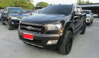 2018 – FORD 4WD 3.2 AT DOUBLE CAB BLACK – 2710 full