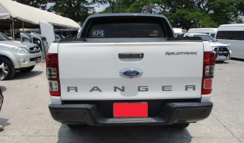 2014 – FORD 4WD 3.2 AT DOUBLE CAB WHITE – 7849 full