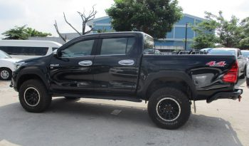 2017 – REVO 4WD 2.8G AT DOUBLE CAB BLACK – 1705 full