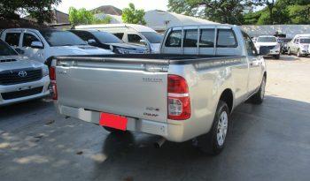 2013 – VIGO 2WD 2.5J MT STANDARD SILVER – 6901 full