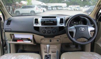 2014 – VIGO 2WD 2.5E AT SMART CAB SILVER – 1309 full