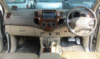 2006 – VIGO 4WD 3.0G AT DOUBLE CAB SILVER – 1947 full