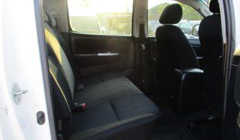 2014 – VIGO 4WD 2.5E MT DOUBLE CAB WHITE – 2749 full
