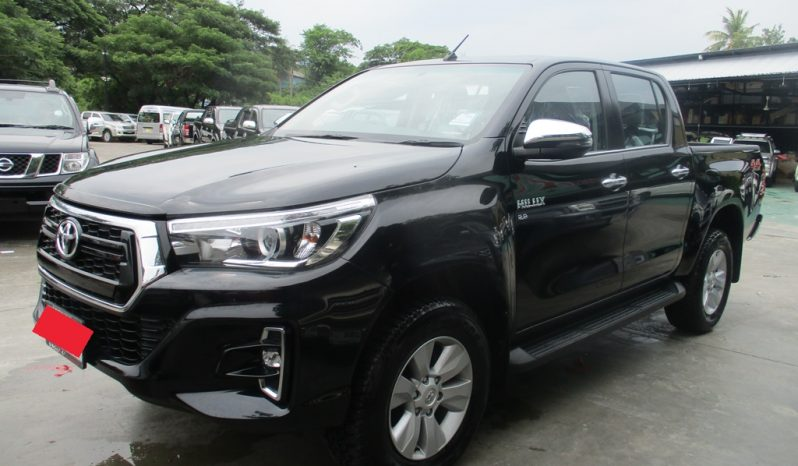 2017 – REVO 4WD 2.8G AT DOUBLE CAB BLACK – 2206 full