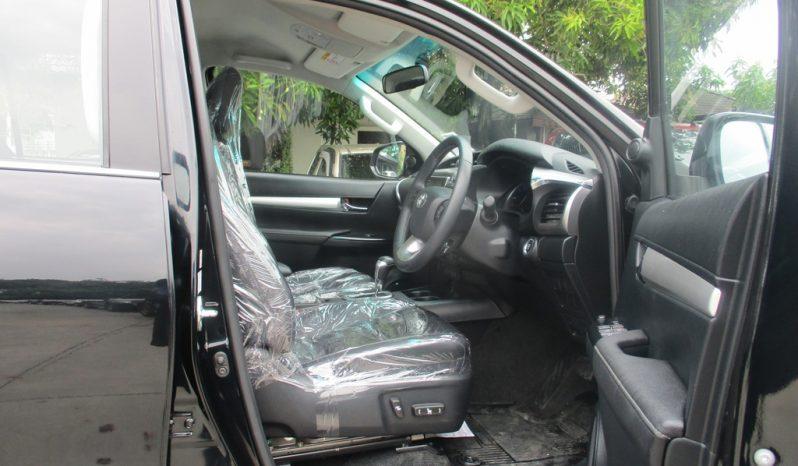 2017 – REVO 4WD 2.8G AT DOUBLE CAB BLACK – 2206 full