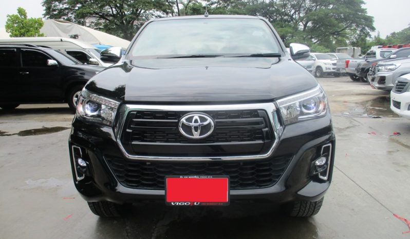 2017 – REVO 4WD 2.8G AT DOUBLE CAB BLACK – 2209 full