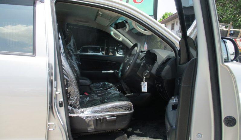 2015 – VIGO 4WD 3.0G MT DOUBLE CAB SILVER – 504 full