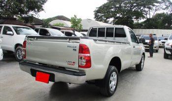 2013 – VIGO 2WD 2.5J MT STANDARD SILVER – 2020 full