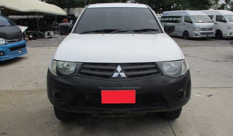2014 – MITSUBISHI 4WD 2.5 MT STANDARD WHIITE – 8780 full