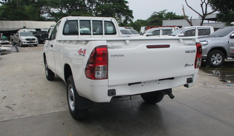 2019 – REVO 4WD 2.8J MT STANDARD WHITE – 5133 full