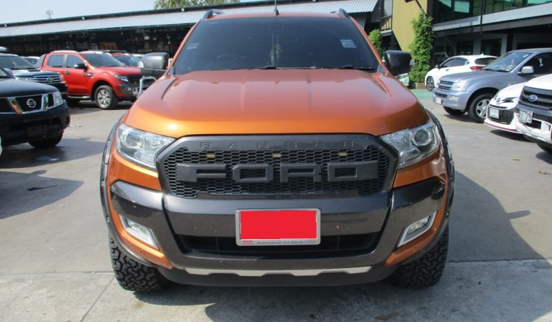 2015 – FORD 4WD 3.2 AT DOUBLE CAB ORANGE – 1441 full