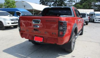 2014 – FORD 4WD 3.2 AT DOUBLE CAB ORANGE – 7532 full