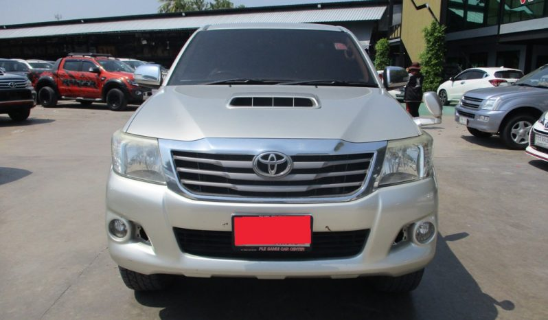 2015 – REVO 4WD 2.8G AT DOUBLE CAB SILVER – 7346 full