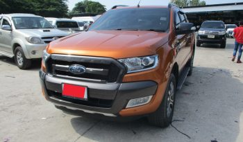 2016 – FORD 4WD 3.2 AT DOUBLE CAB ORANGE – 27 full