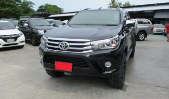 2018 – REVO 4WD 2.8G AT DOUBLE CAB BLACK – 123 full