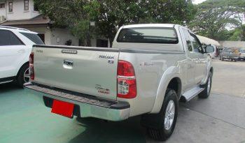 2014 – VIGO 2WD 2.5E AT SMART CAB SILVER -7011 full