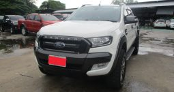 2015 – FORD 4WD 3.2 AT DOUBLE CAB WHITE – 2102