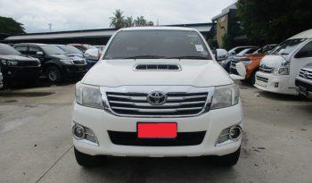 2012 – VIGO 4WD 3.0G MT DOUBLE CAB WHITE – 4793 full