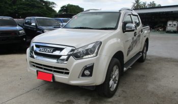 2017 – ISUZU 4WD 3.0 MT DOUBLE CAB SILVER – 7020 full