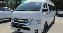 2019 – TOYOTA 2WD 3.0 MT COMMUTER WHITE – 5476