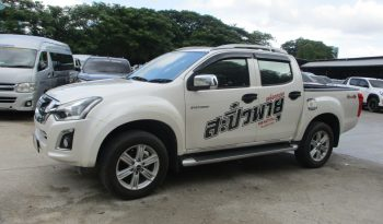 2017 – ISUZU 4WD 3.0 MT DOUBLE CAB SILVER – 7020 full