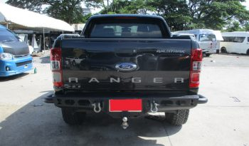 2013 – FORD 4WD 3.2 AT DOUBLE CAB BLACK – 3976 full