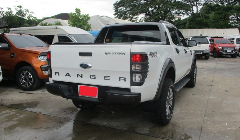 2015 – FORD 4WD 3.2 AT DOUBLE CAB WHITE – 2102 full