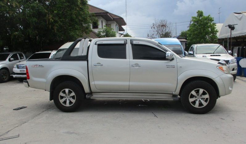2006 – VIGO 4WD 3.0G AT DOUBLE CAB SILVER – 588 full