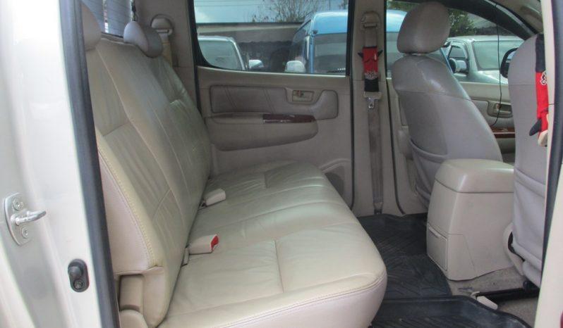 2006 – VIGO 4WD 3.0G AT DOUBLE CAB SILVER – 588 full