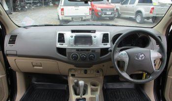 2014 – VIGO 4WD 3.0G AT DOUBLE CAB BLACK – 7335 full