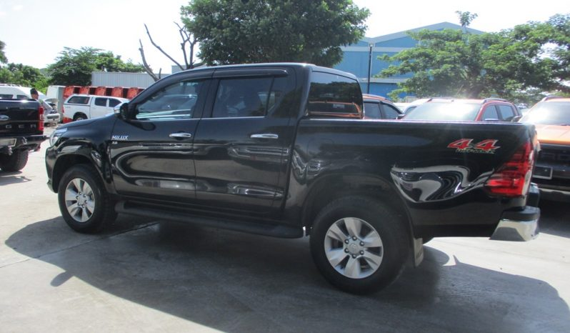 2016 – REVO 4WD 2.8G AT DOUBLE CAB BLACK – 5934 full