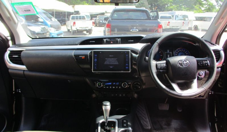 2016 – REVO 4WD 2.8G AT DOUBLE CAB BLACK – 5934 full