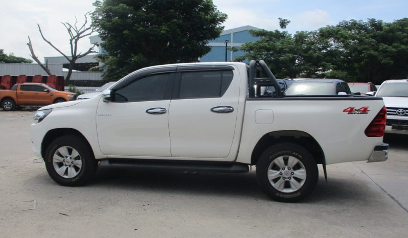 2016 – REVO 4WD 2.4E MT DOUBLE CAB WHITE – 4388 full