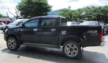 2012 – VIGO 4WD 3.0G AT DOUBLE CAB BLACK – 4510 full