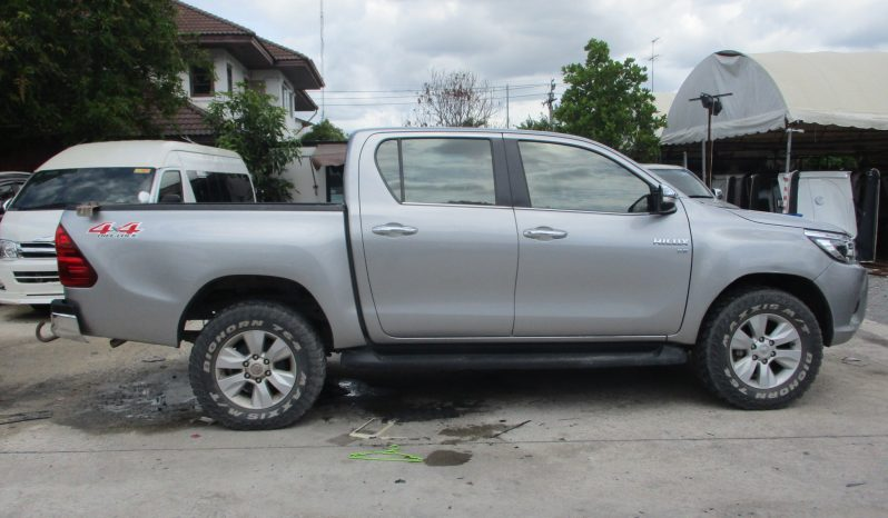 2016 – REVO 4WD 2.8G MT DOUBLE CAB SILVER – 5997 full