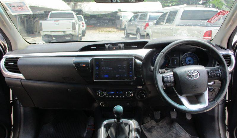 2016 – REVO 4WD 2.8G MT DOUBLE CAB SILVER – 5997 full