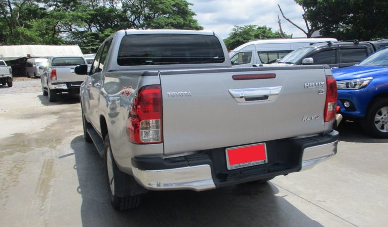 2015 – REVO 4WD 2.8G AT DOUBLE CAB SILVER – 7512 full