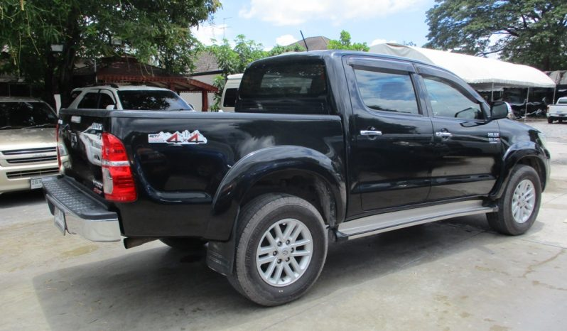 2012 – VIGO 4WD 3.0G AT DOUBLE CAB BLACK – 2015 full